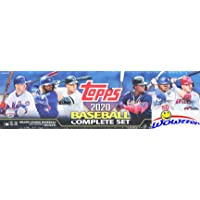 2020 Topps Baseball Complete Sets Retail Box photo