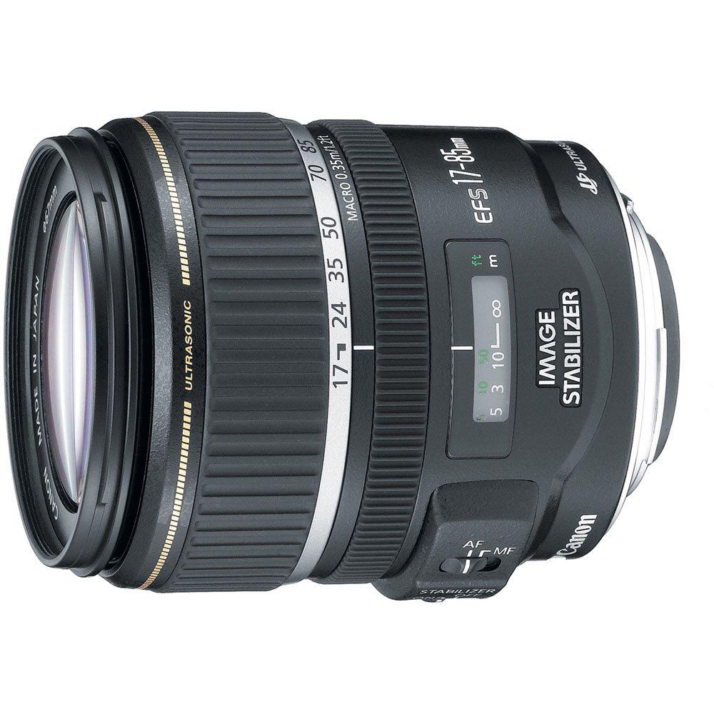 Amazon.com : Canon EF-S 17-85mm f/4-5.6 Image Stabilized USM SLR ...