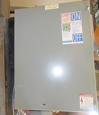 Square D DU323 Industrial Control System for sale online