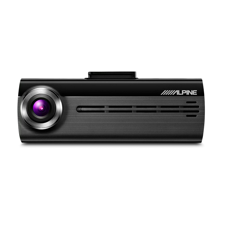 Alpine Electronics DVR-F200 Dashcam 1080p Negro c/ámara para Deporte de acci/ón
