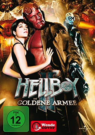 Hellboy II - Die goldene Armee [Alemania] [DVD]: Amazon.es ...
