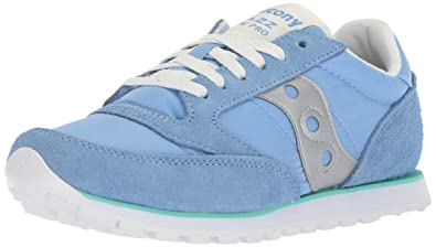 best website d4a99 d1da0 Saucony Jazz Low Pro Women 5 Blue   Green   Silver