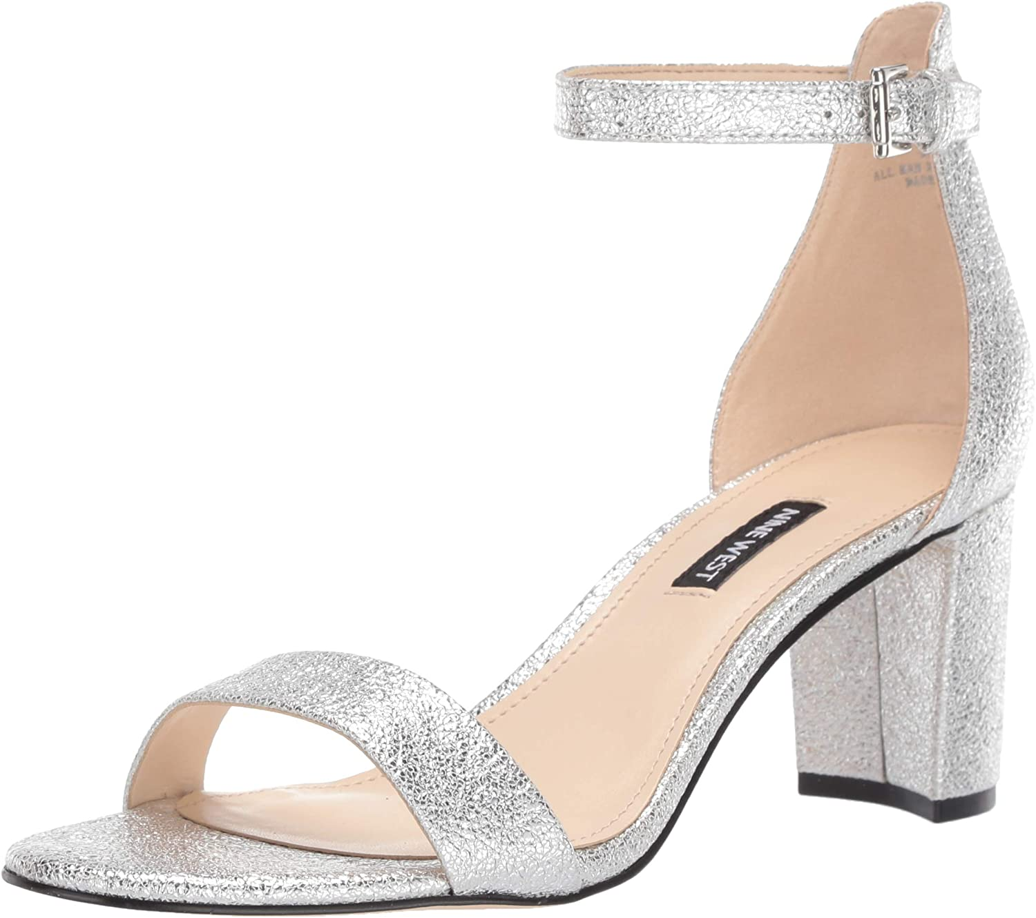 NINE WEST Women's 2 Piece Sandal Cheap mail OFFicial mail order order shopping Heeled