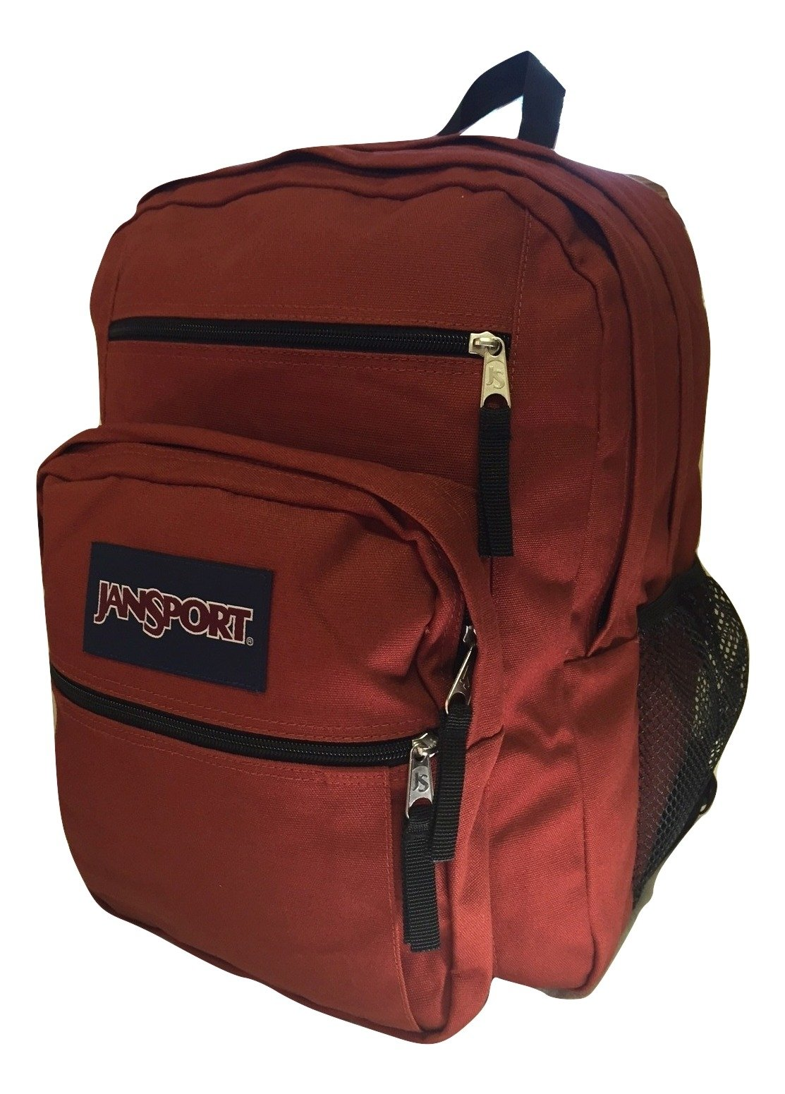 JanSport Big Student Backpack (Burnt Henna)
