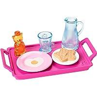 Barbie Set Breakfast - Kitchen Mattel FXG28 | Home Accessories Set