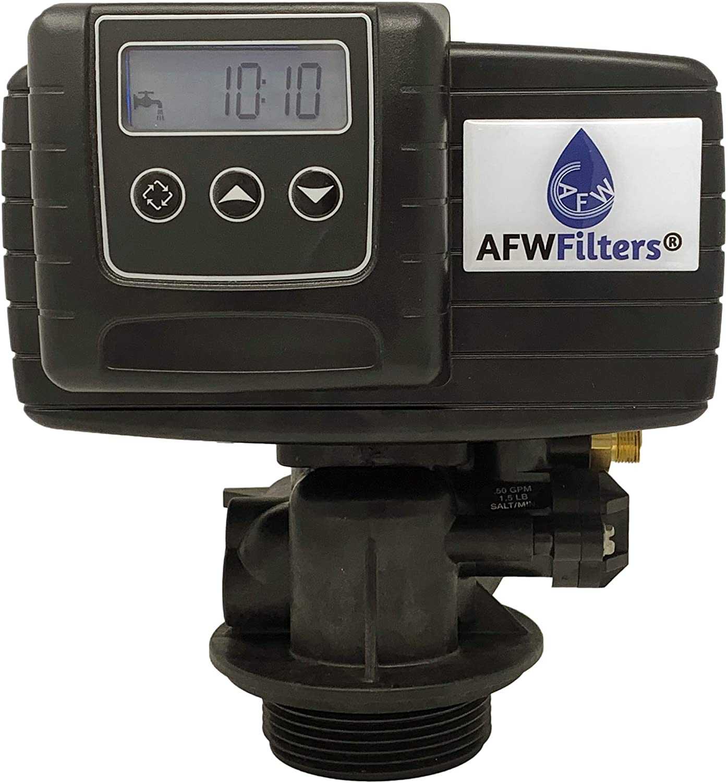 Fleck 5600 SXT 48,000 Grain Water Softener - Digital On-demand meter