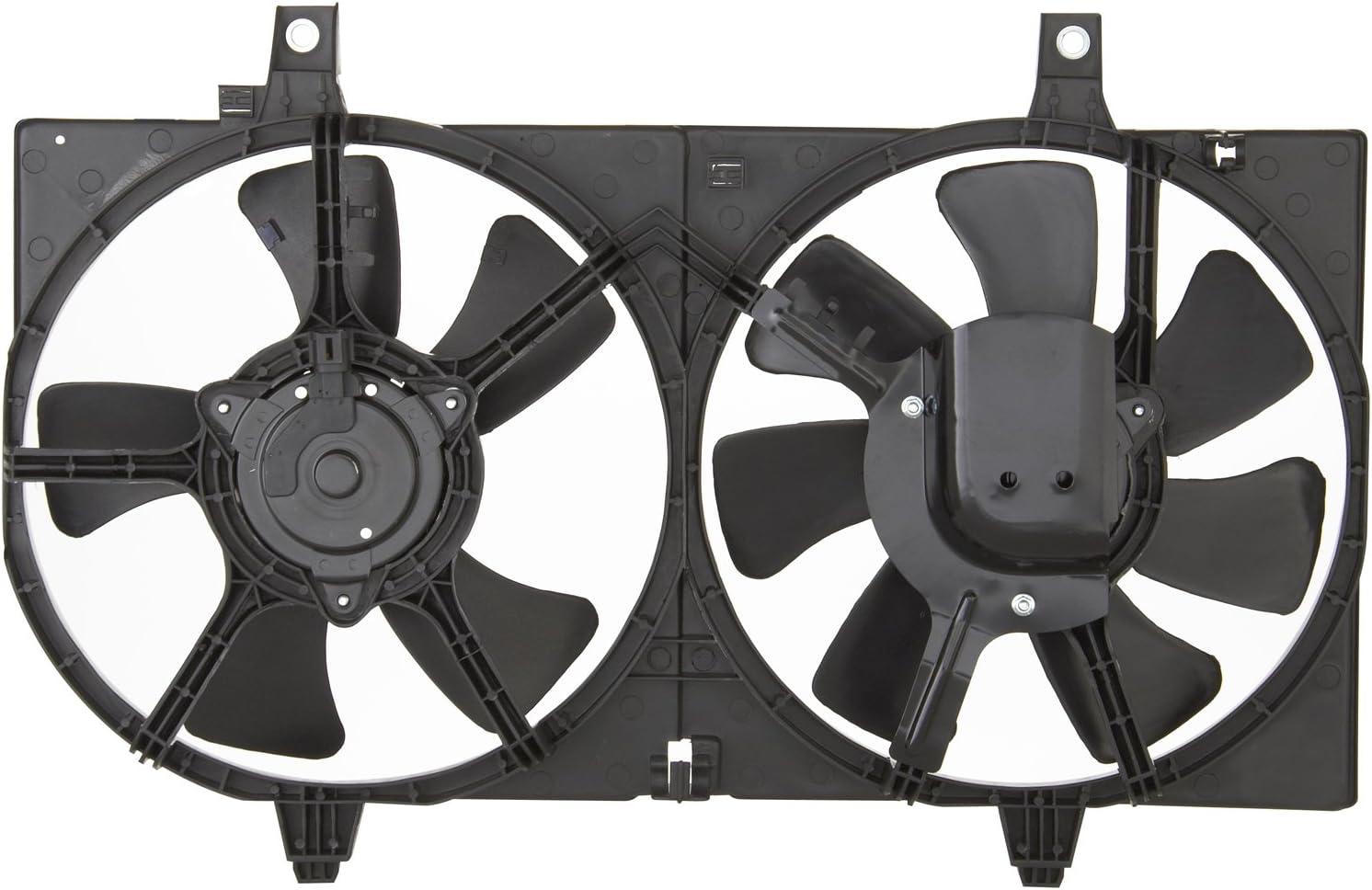 Spectra Premium CF23022 Dual Radiator Fan Assembly