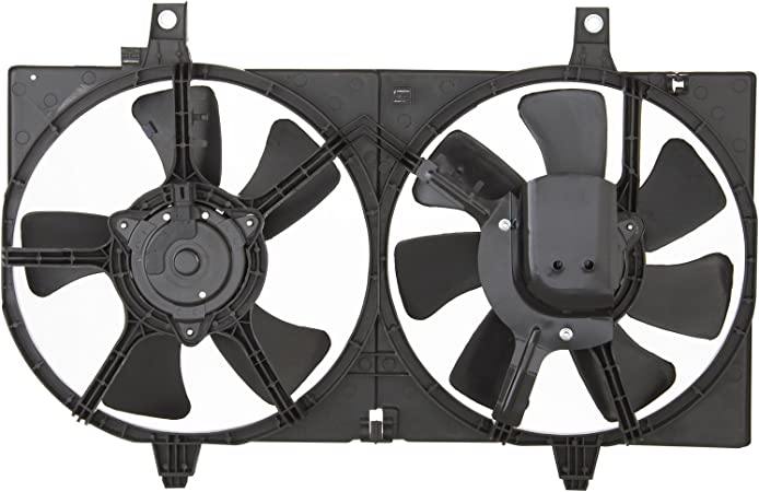 Spectra Premium CF23022 Dual Radiator Fan Assembly