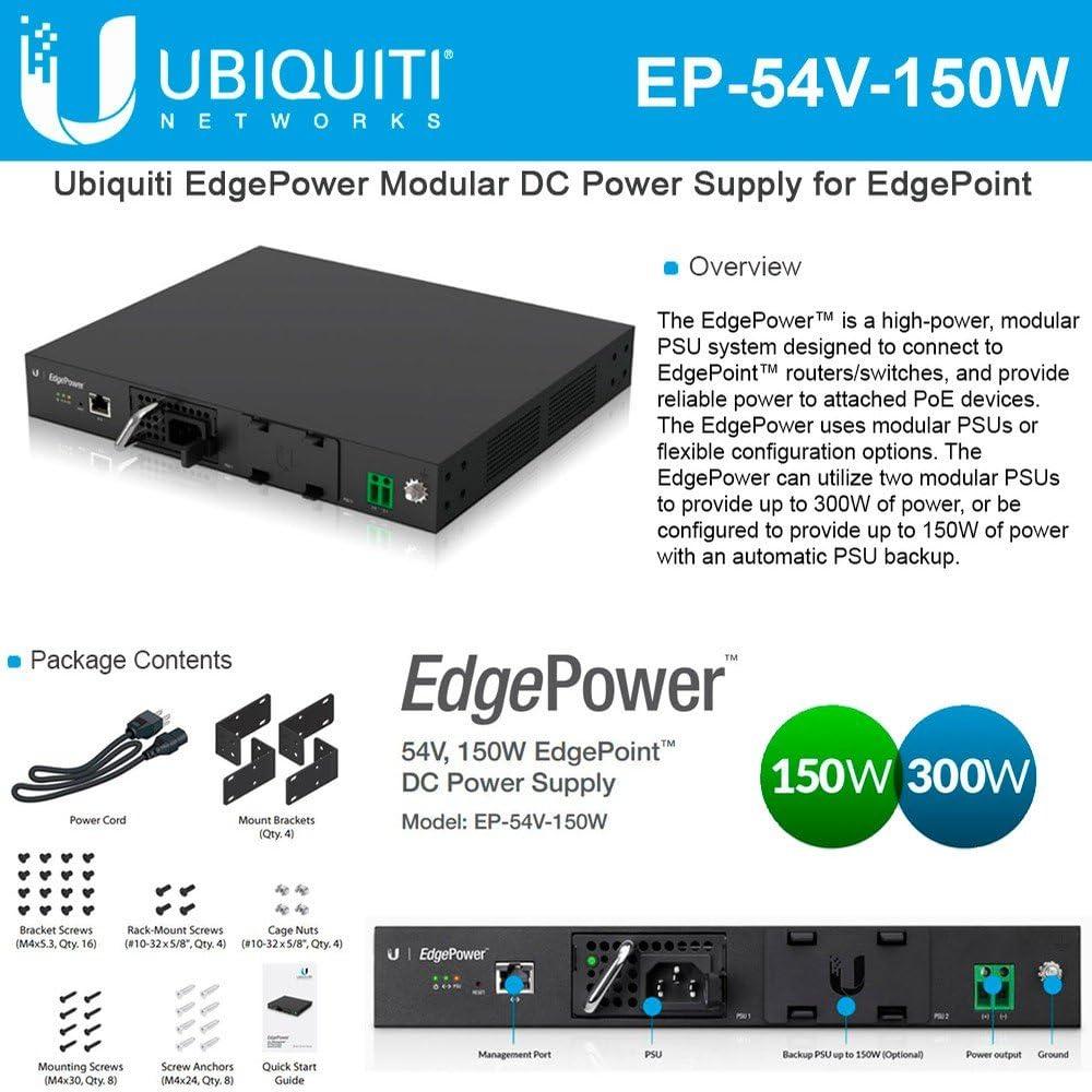 Ubiquiti EP-54V-150W Edge Power