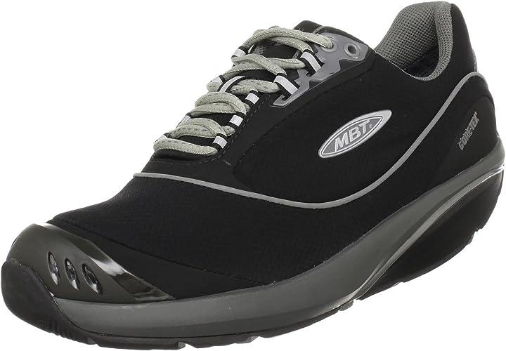 Mbt Zapatillas Kimondo Negro EU 45: Amazon.es: Zapatos y complementos