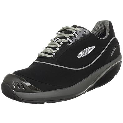 8fcda59cbd02 MBT Women s Kimondo GTX Black Trainers Black Black  Top  Black Size  15   Amazon.co.uk  Shoes   Bags