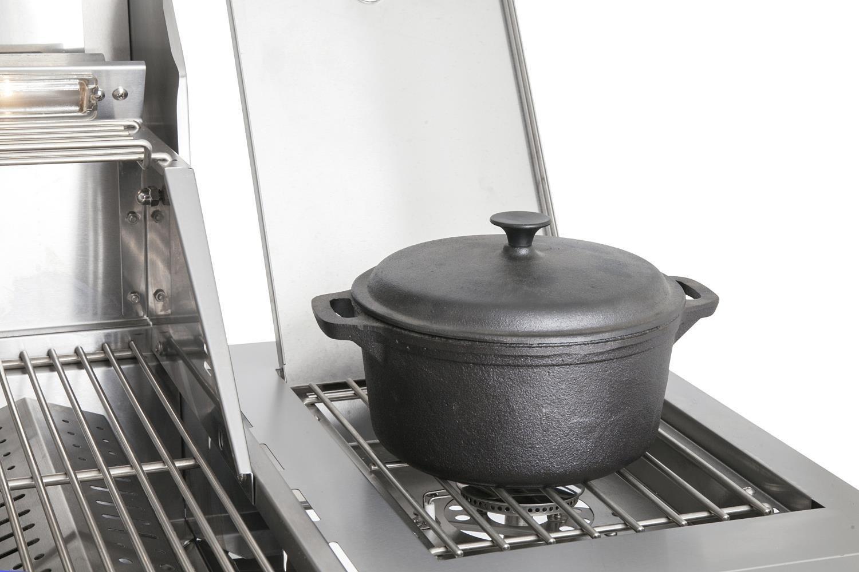Rösle Gasgrill Steakzone : Rösle videro g edelstahl neu und bereits montiert in schleswig
