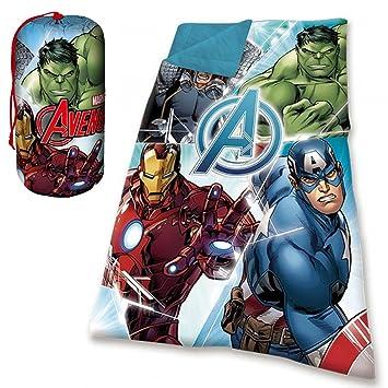 Saco dormir Los Vengadores Marvel Avengers