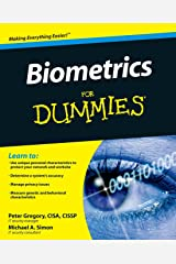 Biometrics For Dummies Paperback