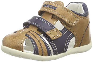 Geox Baby Boys' B KAYTAN C Walking Baby Shoes Brown Size