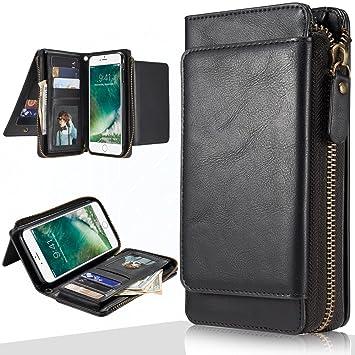 3ae796ed7a iphone7plus 財布ケース iphone7 plus ケース カード収納 耐衝撃 iphone8 plus ケース手帳型 小遣い