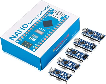 V3.0 microcontroller Board Module 5 V microcontroller Board for Arduino Micro Development Board microcontroller Nobrand ATmega328P microcontroller Board