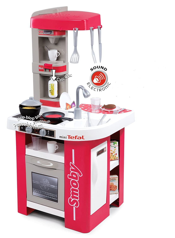 Smoby 311022 - Tefal Studio Küche