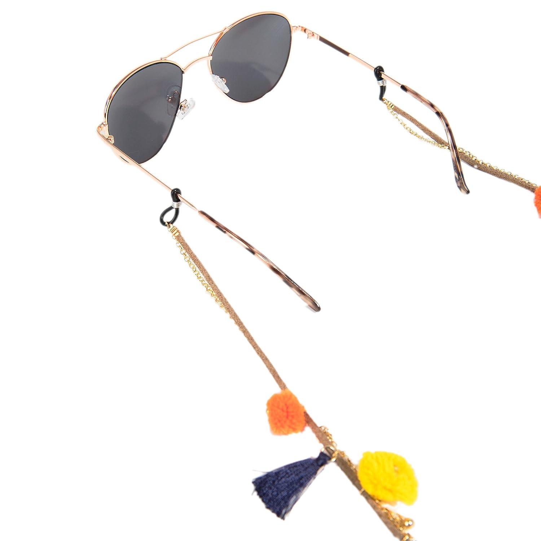 Parfois - Sunglasses Chain Tropical Fever - Donne - Taglie Unica - Multicor Brilhante 20UvOlIdD
