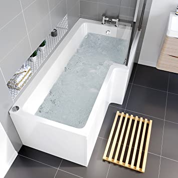 Jacuzzi Bath With Shower