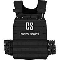 Chaleco lastrado CAPITAL SPORTS Battlevest - Chaleco