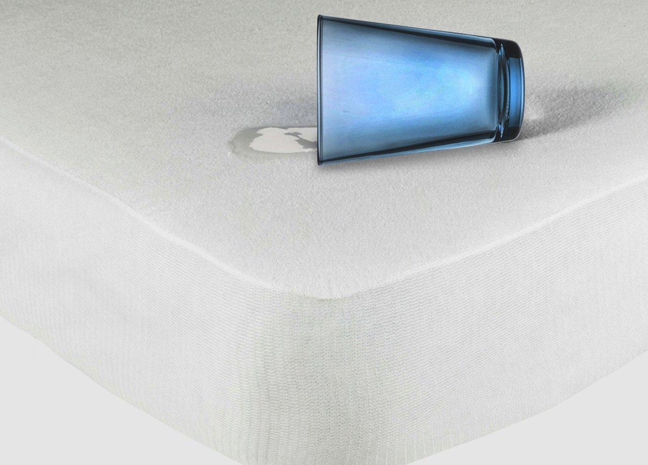 COINGROSTEX Coprimaterasso Impermeabile Sanitario Salva Pipi Igienico Waterproof con Angoli Letto Singolo 1 Piazza Prezzi offerte
