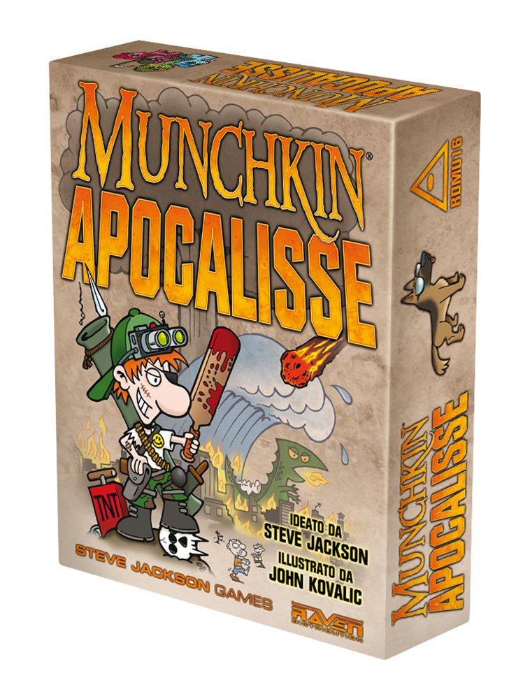 Cuervo - Revelación Juego de Mesa Munchkin: Amazon.es: Juguetes y ...