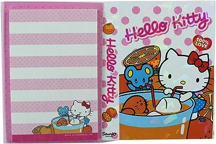 Bloc Note Hello Kitty