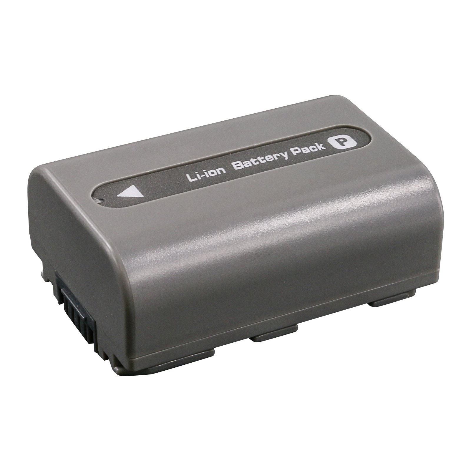 Rechargeable Lithium-Ion Battery Pack for Sony NP-FP30, NP-FP50, NP-FP60, NP-FP70, NP-FP90 InfoLITHIUM P Series and Sony DCR-HC20, DCR-HC21, DCR-HC26, DCR-HC28, DCR-HC30, DCR-HC32, DCR-HC36, DCR-HC40, DCR-HC42, DCR-HC46, DCR-HC65, DCR-HC85, DCR-HC96, DCR-