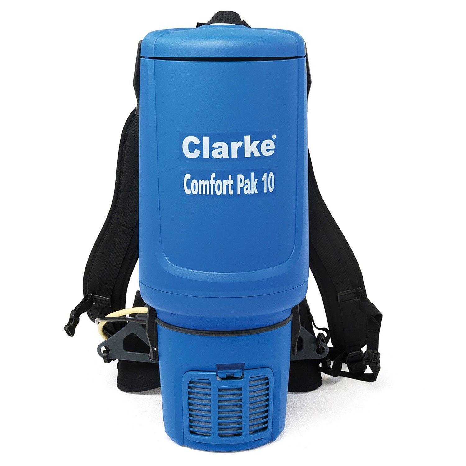 Clarke Comfort Pak 10 Qt. with Tool Kit Backpack Vacuum