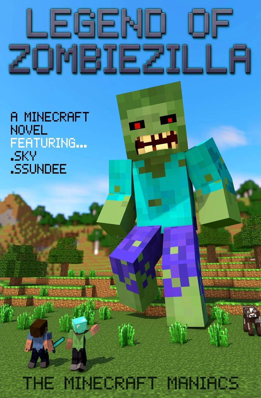 Naked girls in minecraft in college Legend Of Zombiezilla A Minecraft Novel Ft Sky And Ssundee Minecraft Maniacs The 9781502795304 Amazon Com Books