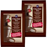 Wilton 2-Pack Chocolate Fondue Melting Wafers, 4 lb, 2104-7508