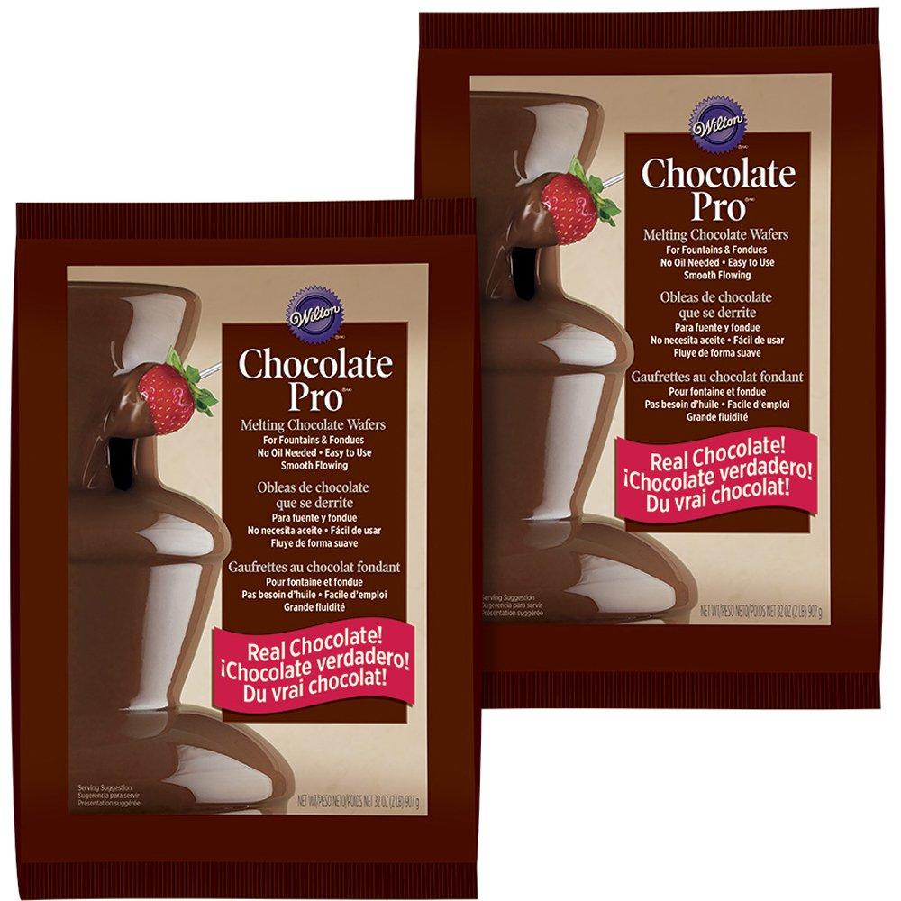 Amazon.com: Wilton Chocolate Pro Fountain & Fondue Chocolate ...