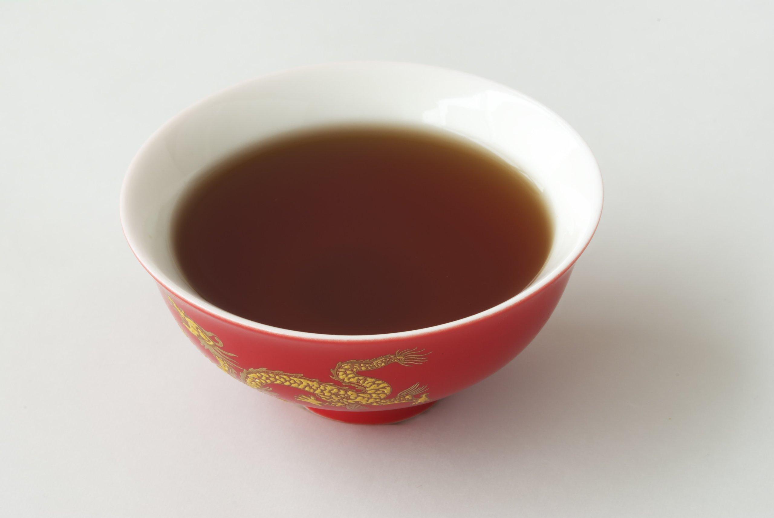 Yunnan Longrun Tribute Pu-erh Tea Cake -Diaoyutai (Year 2012,Fermented, 357g)(12.59oz)