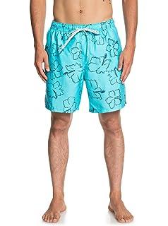 Quiksilver Mens Pineapple Web Volley 18 Boadrshort Swim Trunk