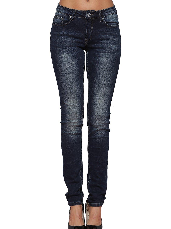 Alice & Elmer Petite Women's Stretch Skinny Jeans