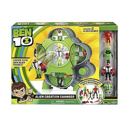 Ben 10 Alien Creation Chamber