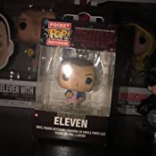Amazon.com: Funko Pop - Llavero con texto