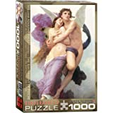 EuroGraphics The Ravishment of Psyche by William Bouguereau 1000 Piece Puzzle