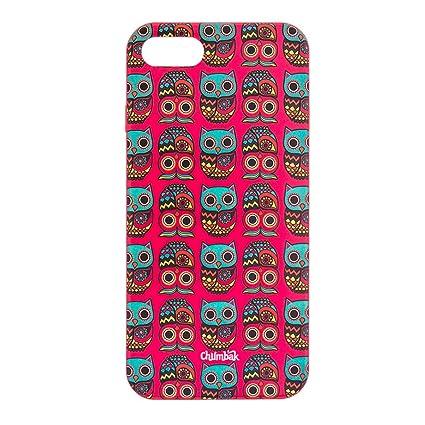 cheap for discount a0b59 baee8 Chumbak Owl iPhone 7 Case