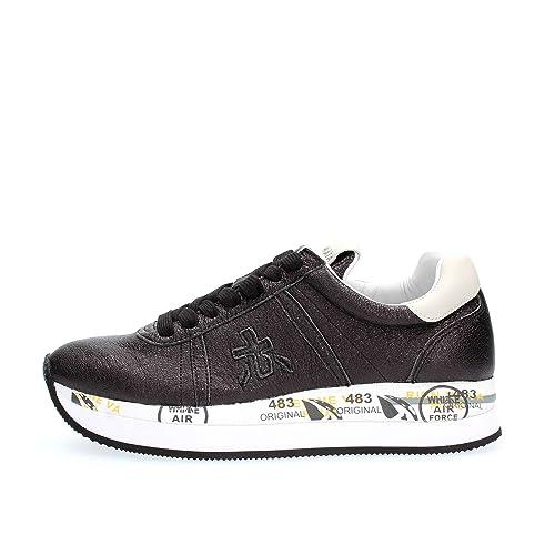 PREMIATA Conny Zapatillas DE Deporte Mujer: Amazon.es: Zapatos y complementos