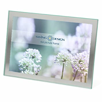 Amazoncom Swing Design Flare Picture Frame Without Glass Border