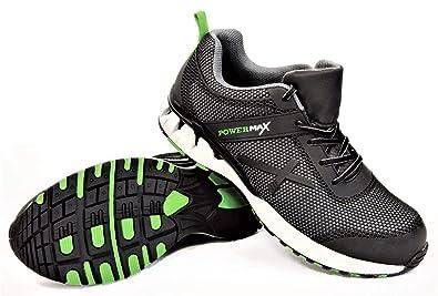 Stalco Arbeitsschuhe SchuheArbeitssneaker Arbeitsschuhe SchuheArbeitssneaker Stalco POWERMAX S1 Stalco S1 POWERMAX QoshdrtCxB