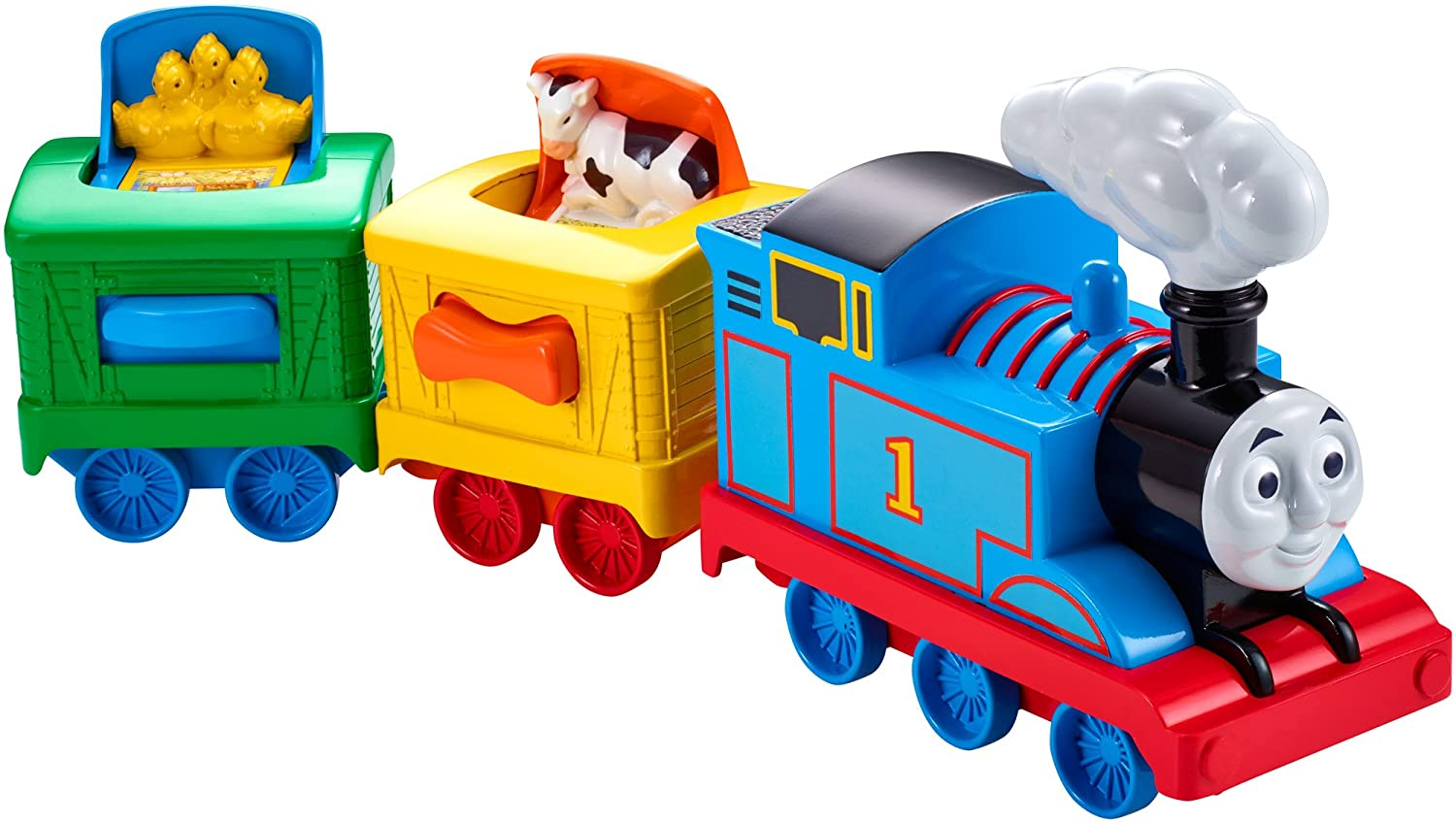 Fisher-Price My First Thomas & Friends
