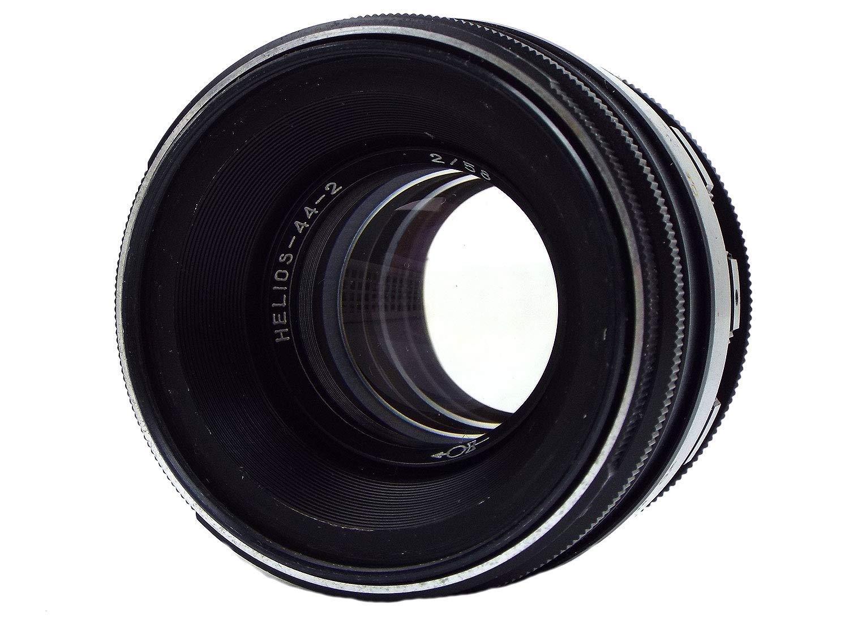 58mm/f2 NIKONマウント ※改造レンズ※HELIOS-44-2 オーバーホール