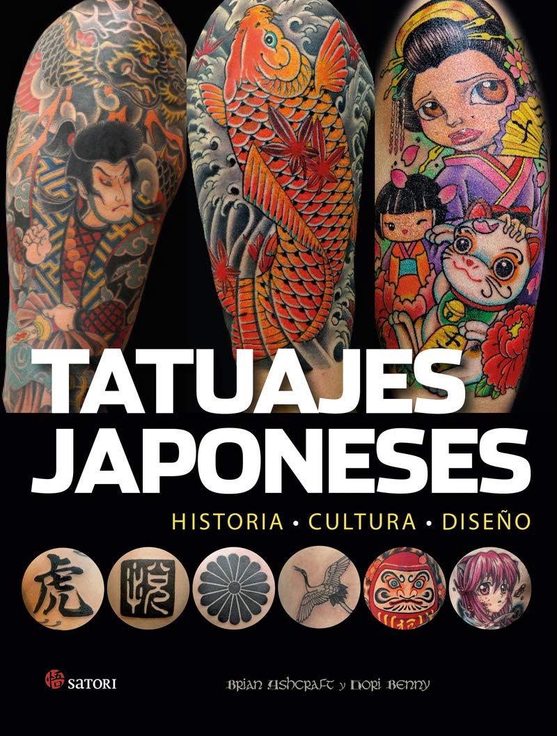 TATUAJES JAPONESES: HISTORIA - CULTURA - DISEÑO Satori Arte ...
