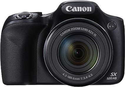 Canon Powershot Sx520 Hs Digital Camera 3 Inch Lcd Camera Photo