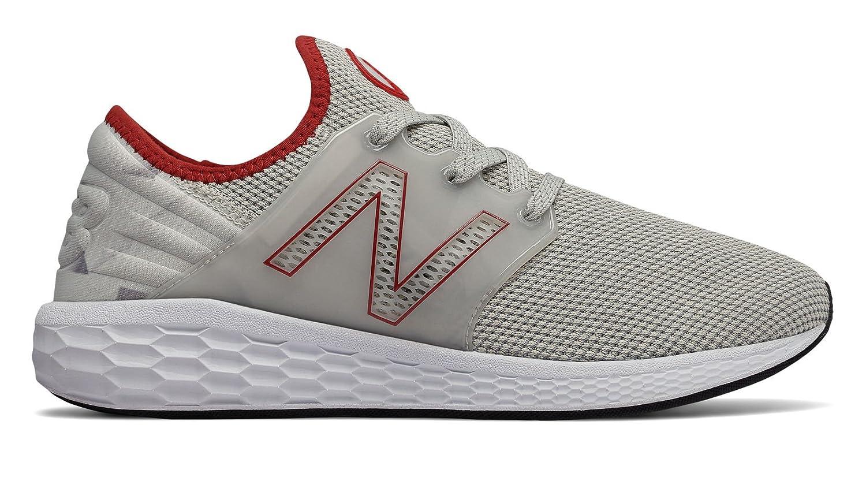 New Balance Men's Cruz V2 Fresh Foam Running Shoe B077SCRS2Z 11 D(M) US|White