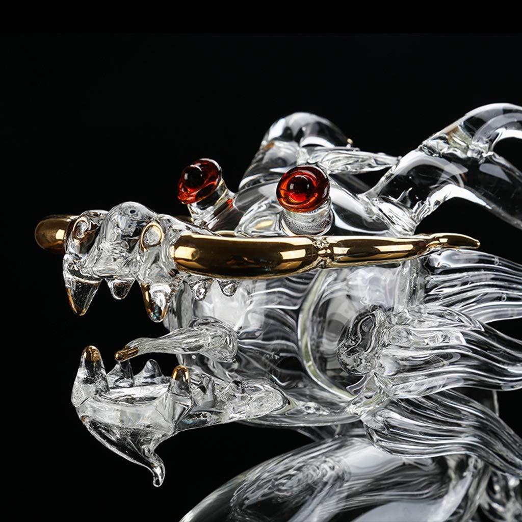 Dragon Crystal Wine Decanter