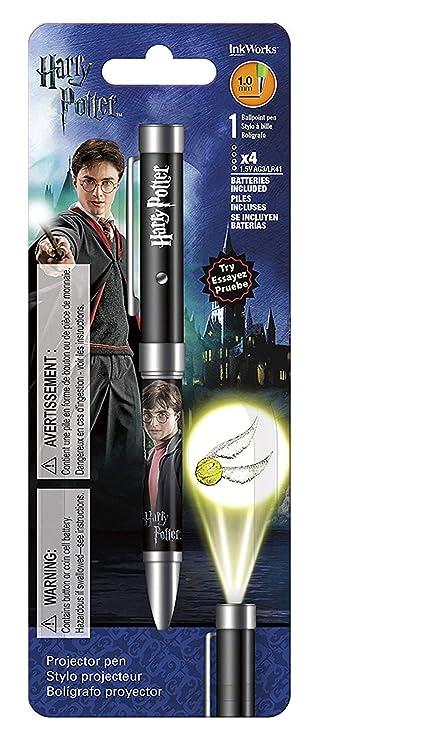 Bolígrafo proyector de Harry Potter de InkWorks (Harry Potter ...